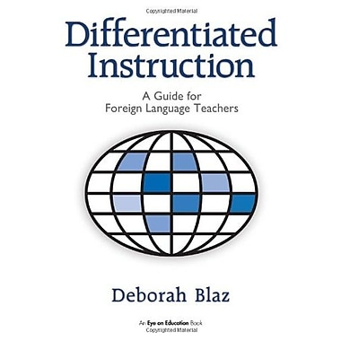 Differentiated Instruction: A Guide for Foreign Language Teachers, Used Book (9781596670204)