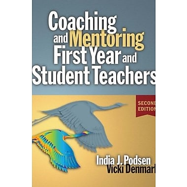 Coaching and Mentoring First-Year and Student Teachers, Used Book (9781596670396)