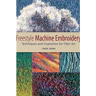 Freestyle Machine Embroidery, Used Book (9781596680425)
