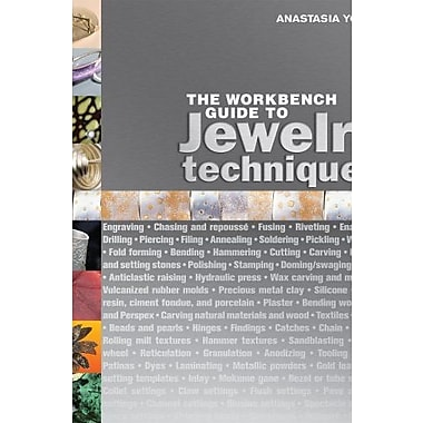 The Workbench Guide to Jewelry Techniques Used Book (9781596681699)