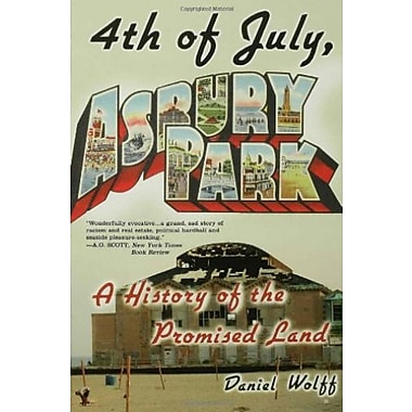 4th of July, Asbury Park: A History of the Promised Land, Used Book (9781596911147)