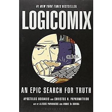 Logicomix: An Epic Search for Truth, Used Book (9781596914520)
