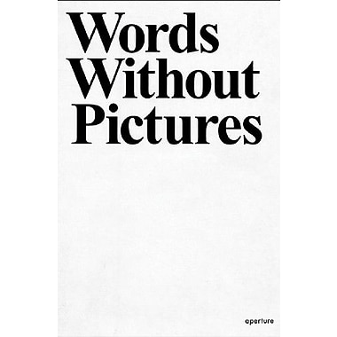 Words Without Pictures, Used Book (9781597111423)