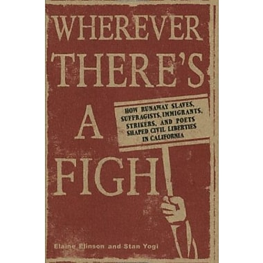 Wherever There's a Fight, New Book