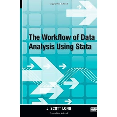 The Workflow of Data Analysis Using Stata, Used Book (9781597180474)