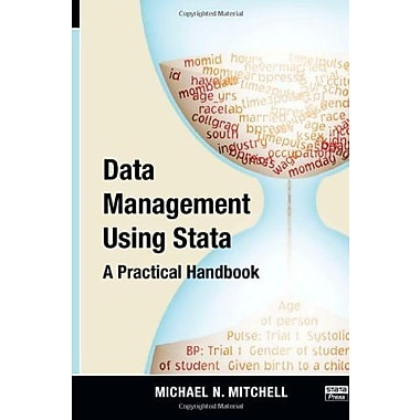 Data Management Using Stata: A Practical Handbook, Used Book (9781597180764)