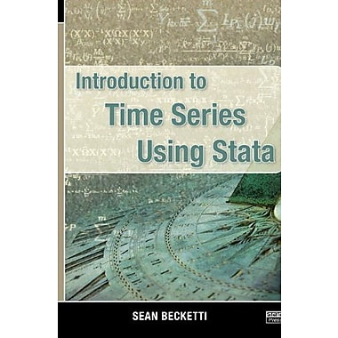 Introduction to Time Series using Stata, Used Book (9781597181327)