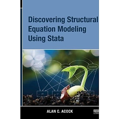 Discovering Structural Equation Modeling Using Stata, Used Book (9781597181334)