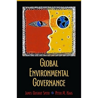 Global Environmental Governance: Foundations of Contemporary Environmental Studies, Used Book, (9781597260817)