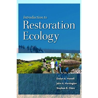 Introduction to Restoration Ecology, Used Book (9781597261890)