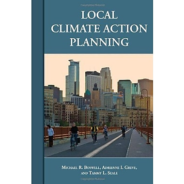 Local Climate Action Planning, Used Book (9781597269629)