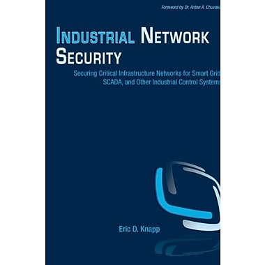 Industrial Network Security, Used Book