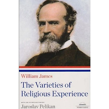 William James: The Varieties of Religious Experience (Library of America), New Book (9781598530629)