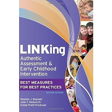 LINKing Authentic Assessment & Early Childhood Intervention: Best Measures for Best Practices, 2nd Ed., Used Book