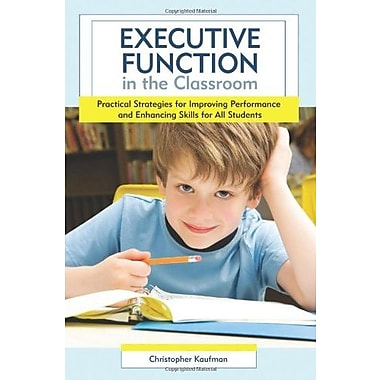 Executive Function in the Classroom, Used Book