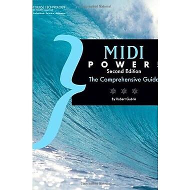 MIDI Power!: The Comprehensive Guide, New Book (9781598630848)