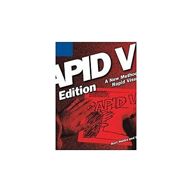 Rapid Viz: A New Method for the Rapid Visualitzation of Ideas, New Book (9781598632682)