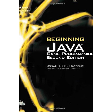 Beginning Java Game Programming Second Edition, New Book (9781598634761)