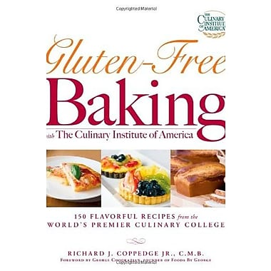 Gluten-Free Baking with The Culinary Institute of America, Used Book