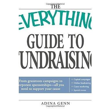 The Everything Guide to Fundraising Book, Used Book