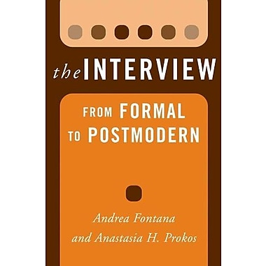 The Interview: FROM FORMAL TO POSTMODERN, New Book (9781598741094)
