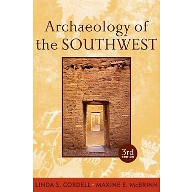 Archaeology of the Southwest, Third Edition, New Book (9781598746754)