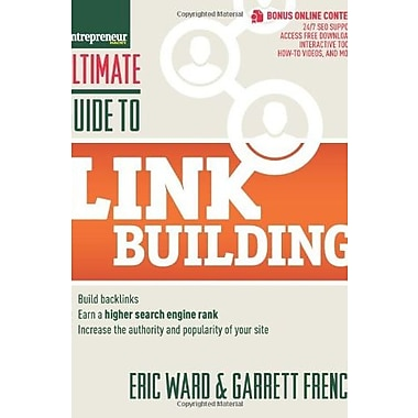Ultimate Guide to Link Building, Used Book