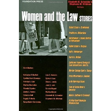 Women and the Law: Stories, New Book (9781599415895)