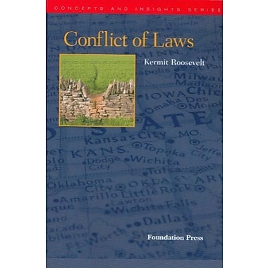 Conflict of Laws (Concepts and Insights), New Book (9781599417882)