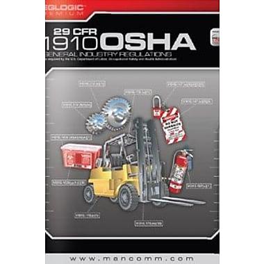 29 CFR 1910 OSHA:GENERAL INDUS, New Book (9781599594231)