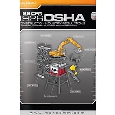 29 Cfr 1926 OSHA Construction Industry Regulations: July 2013 Edition, New Book (9781599594798)