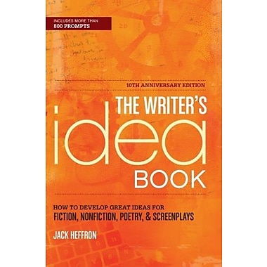 The Writer's Idea Book 10th Anniversary Edition, Used Book