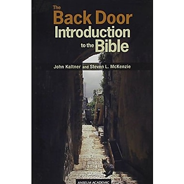 The Back Door Introduction to the Bible, New Book (9781599820897)