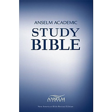 Anselm Academic Study Bible soft cover, New Book (9781599821245)