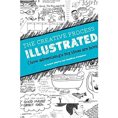 The Creative Process Illustrated: How Advertising's Big Ideas Are Born, New Book (9781600619601)