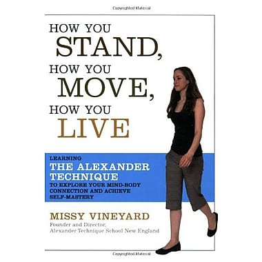 How You Stand, How You Move, How You Live, Used Book