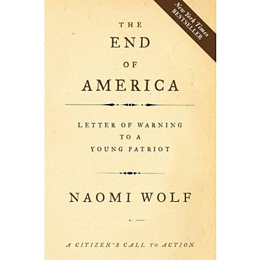 The End of America (Book & DVD Bundle), New Book (9781603581974)