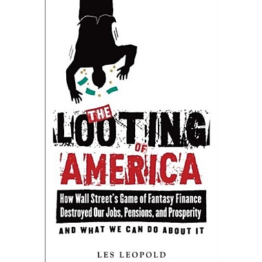 The Looting of America, Used Book