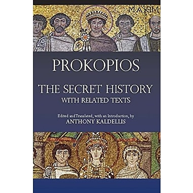 The Secret History, with Related Texts, New Book (9781603841801)