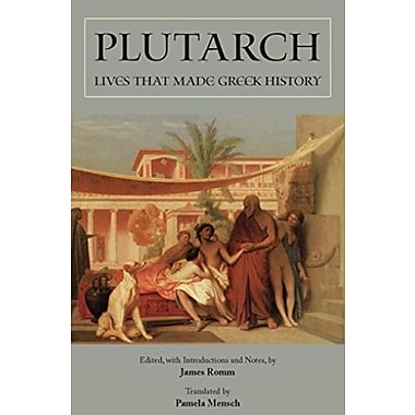 Lives that Made Greek History, New Book (9781603848466)