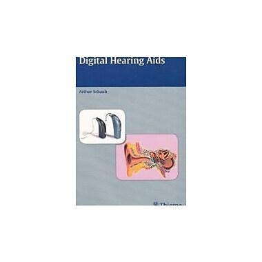 Digital Hearing Aids, New Book (9781604060065)