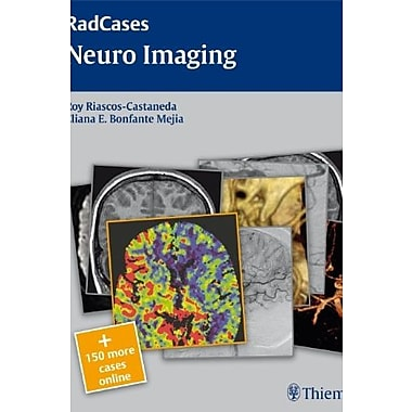 Neuro Imaging (RadCases), New Book (9781604061895)