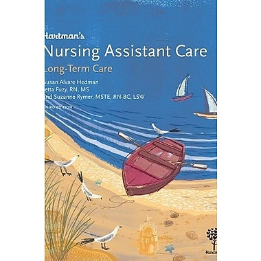 Hartman's Nursing Assistant Care: Long-Term Care, 3e, New Book (9781604250411)