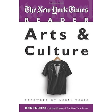 The New York Times Reader: Arts and Culture (TimesCollege from CQ Press), New Book (9781604264807)