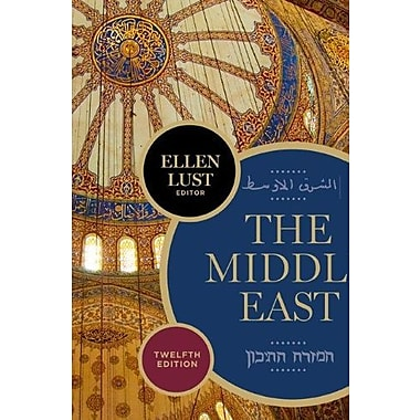 The Middle East, 12th Edition, New Book (9781604265484)