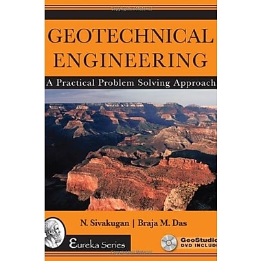 Geotechnical Engineering: A Practical Problem Solving Approach (The Eureka), New Book (9781604270167)