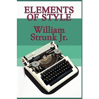 Elements of Style, New Book (9781604597820)