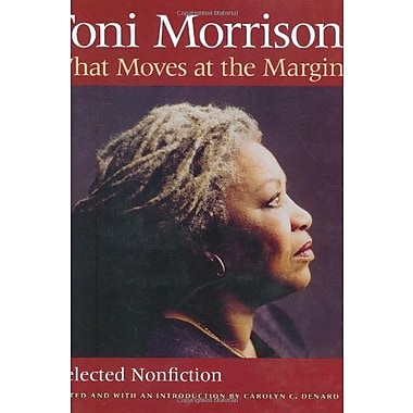 What Moves at the Margin: Selected Nonfiction, New Book (9781604730173)