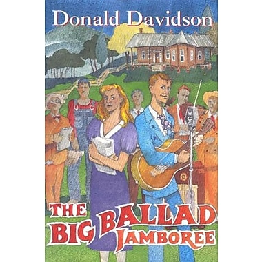 The Big Ballad Jamboree, New Book (9781604730241)