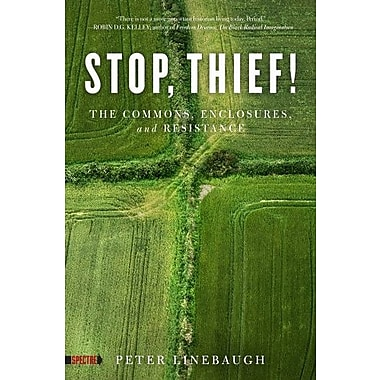 Stop, Thief!: The Commons, Enclosures, and Resistance (Spectre), New Book (9781604867473)